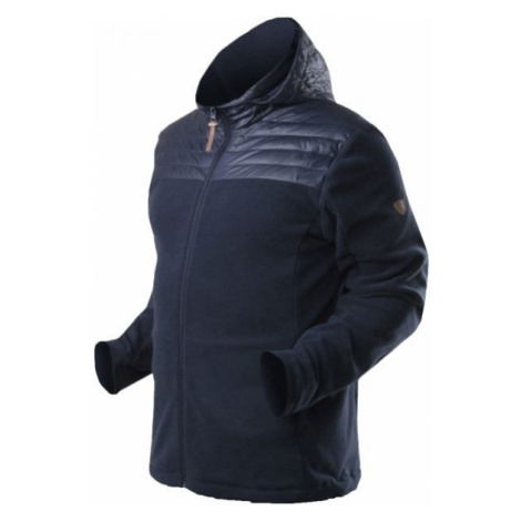 TRIMM ROTT dark blue - Men's fleece jacket
