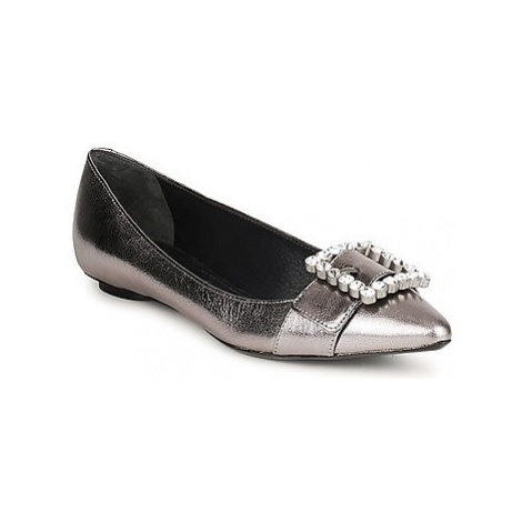Marc Jacobs MJ19417 women's Shoes (Pumps / Ballerinas) in Silver