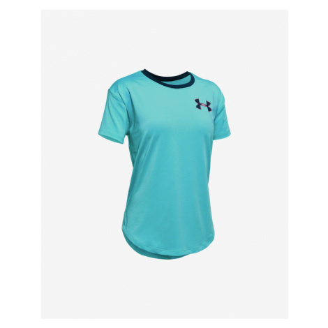 Under Armour HeatGear® Kids T-shirt Blue