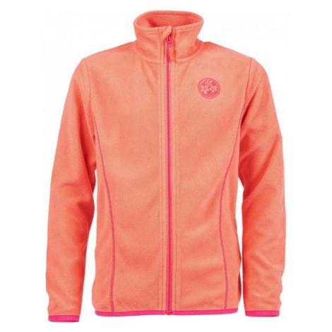 Lewro ELMO orange - Children's fleece sweatshirt