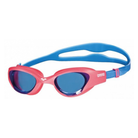 Arena THE ONE JR red - Children's swimming goggles