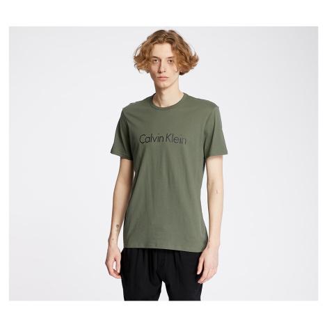Calvin Klein Comfort Cotton Tee Khaki