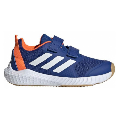 adidas FORTAGYM CF K blue - Kids' indoor shoes