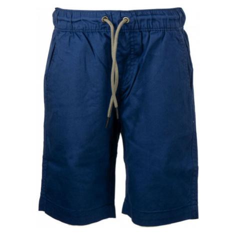 ALPINE PRO TAKARO dark blue - Children's shorts