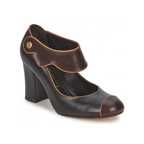 Sarah Chofakian DALI women's Court Shoes in Brown