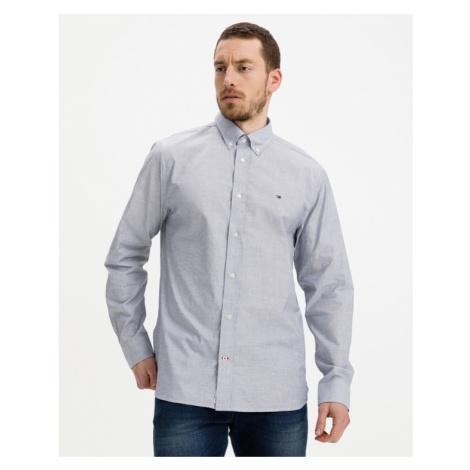 Tommy Hilfiger Poplin Shirt Blue