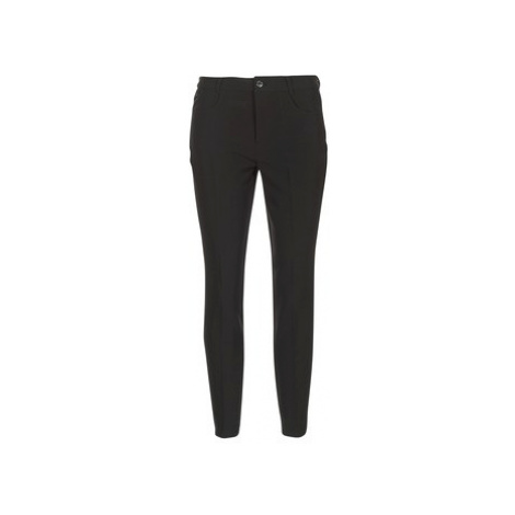 G-Star Raw D-STAQ MID SKINNY ANKLE CHINO women's Trousers in Black