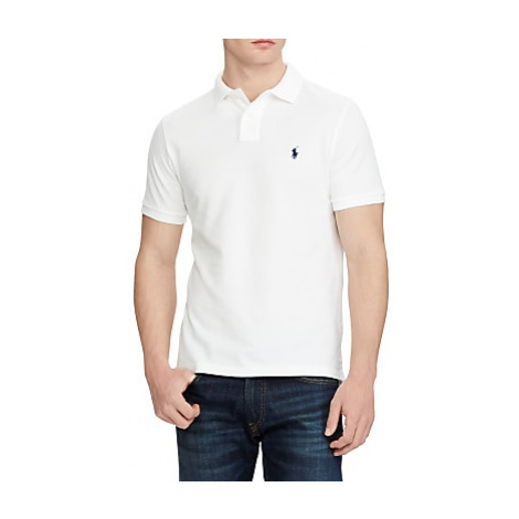 Polo Ralph Lauren Short Sleeve Custom Slim Polo Shirt