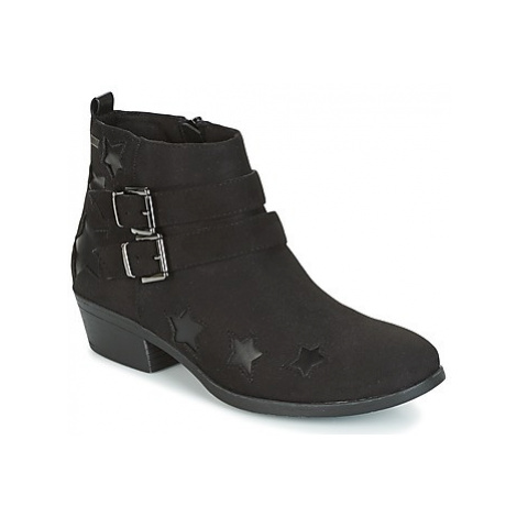 MTNG CONTER women's Mid Boots in Black
