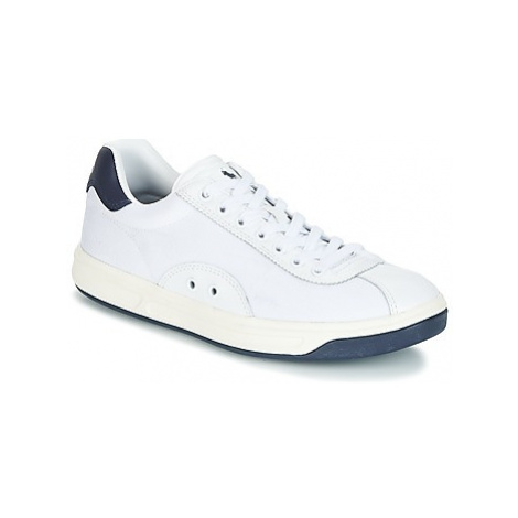 Polo Ralph Lauren COURT 100 men's Shoes (Trainers) in White