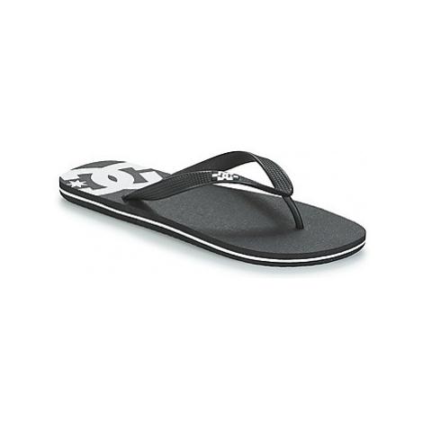 DC Shoes SPRAY M SNDL BLW men's Flip flops / Sandals (Shoes) in Black