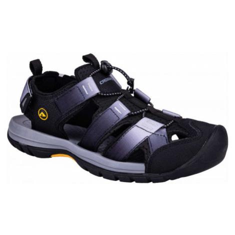 Grey men's sandals