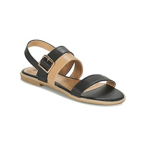 Moony Mood IMOUR women's Sandals in Black
