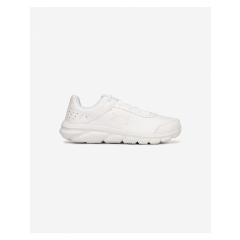 Under Armour Primary School Assert 8 Kids sneakers White