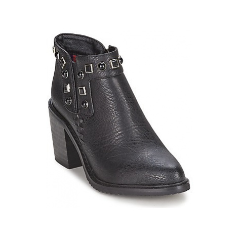 Gioseppo MOSENA women's Low Boots in Black