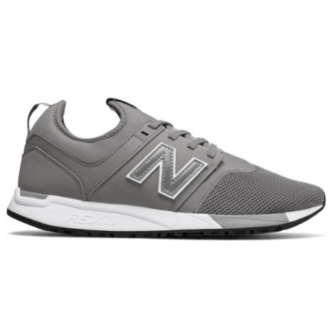 New Balance 247 Shoes - Silver Filigree/Silver