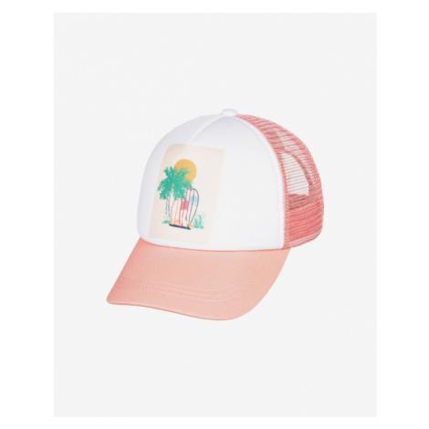 Roxy Kids Baseball Cap Pink