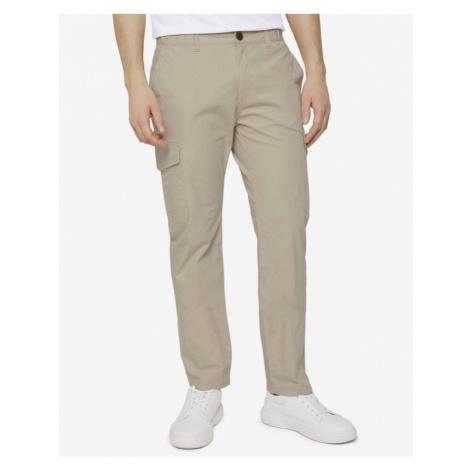 Tom Tailor Travis Cargo Trousers Beige