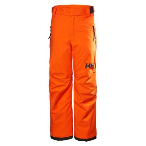 Helly Hansen JR LEGENDARY PANT orange - Kids ski pants
