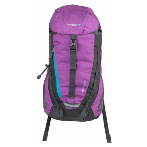 Crossroad SWING 25 purple - Hiking backpack