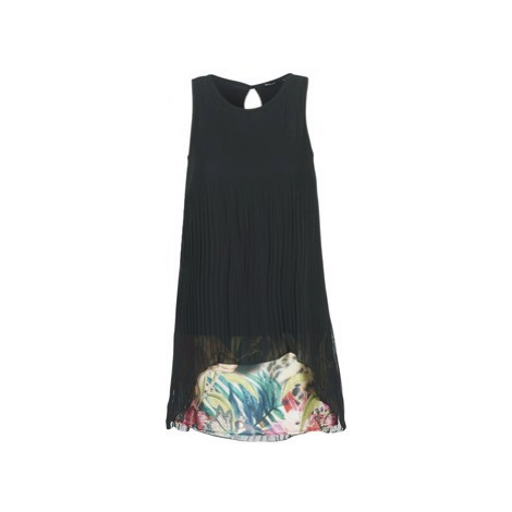 Desigual PLAGIOOC women's Dress in Black