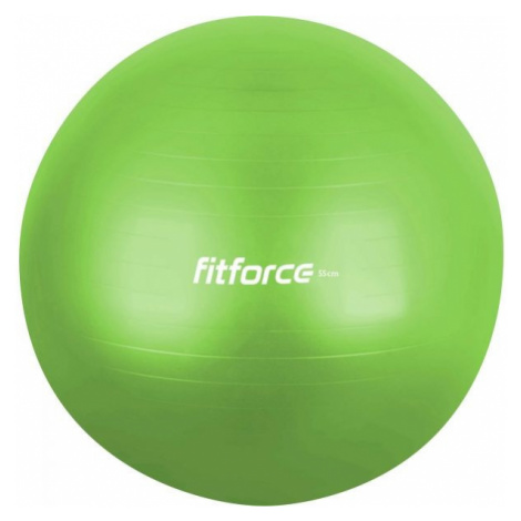 Fitforce GYM ANTI BURST green - Gym ball
