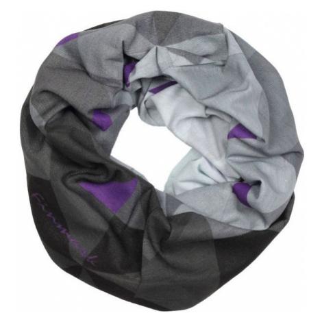 Finmark Multifunctional scarf grey - Multifunctional scarf