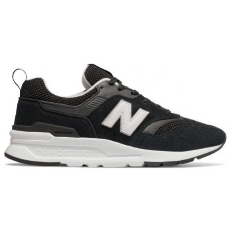 New Balance 997H Shoes - Black/White