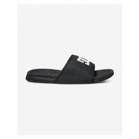 DC Bolsa Slippers Black