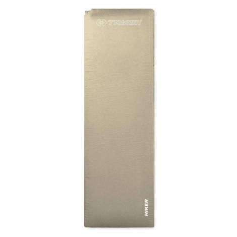 TRIMM HIKER beige - Self-inflating sleeping pad