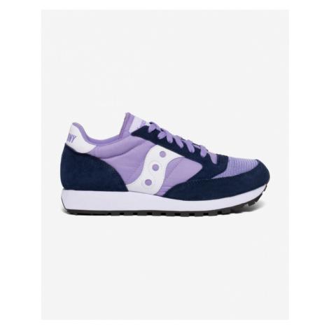 Saucony Jazz Original Vintage Sneakers Blue Violet