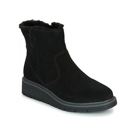 Clarks IVERY RIDGE women's Mid Boots in Black