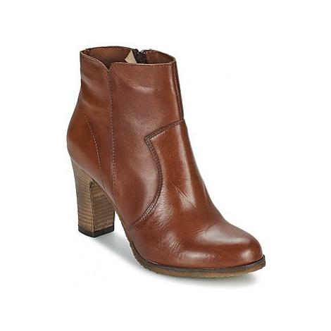 Lola Espeleta RIVE women's Low Ankle Boots in Brown