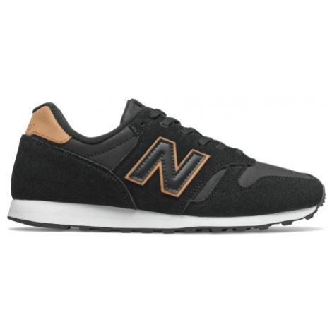 New Balance 373 Shoes - Black/Veg Tan