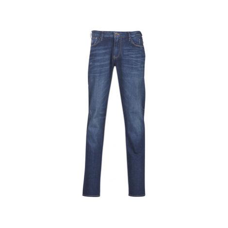 Emporio Armani 6G1J06-1D7VZ-0943 men's Skinny Jeans in Blue