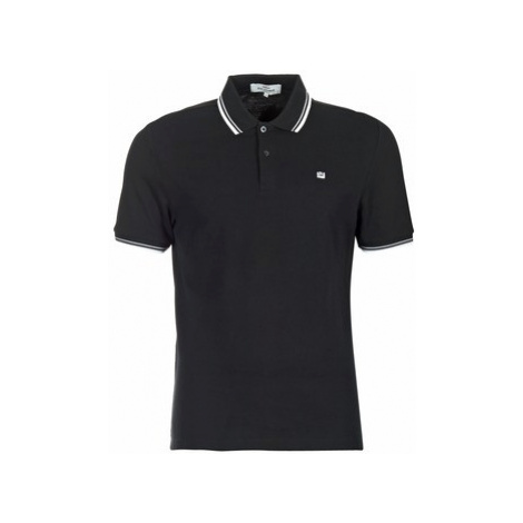Ben Sherman ROMFORD POLO men's Polo shirt in Black