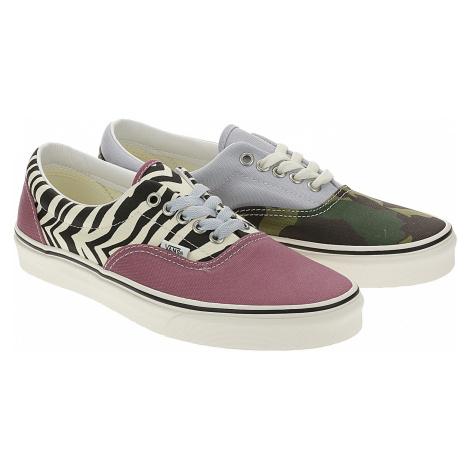 shoes Vans Era - Mismatch/Zebra/Camo