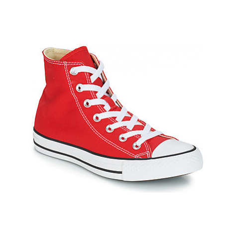 Converse ALL STAR CORE HI women's Shoes (High-top Trainers) in Red