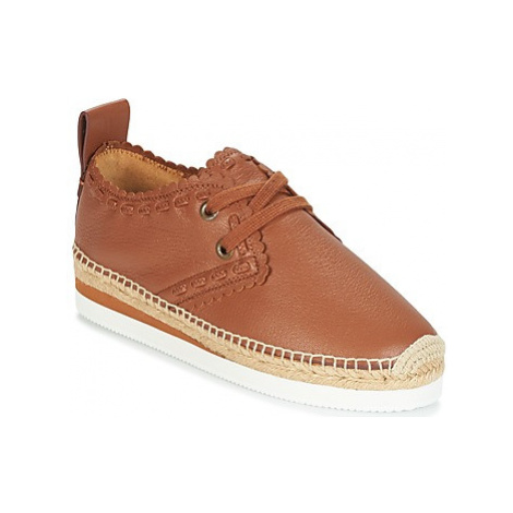 See by Chloé FLAROL women's Espadrilles / Casual Shoes in Brown