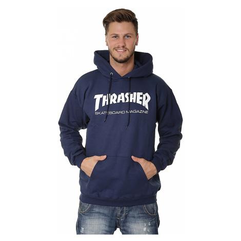 sweatshirt Thrasher Skate Mag - Navy Blue