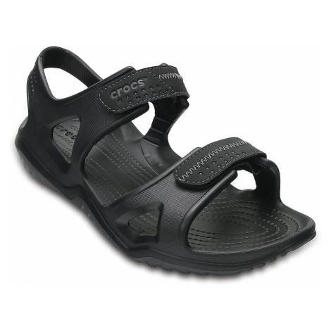 shoes Crocs Swiftwater River - Black/Black