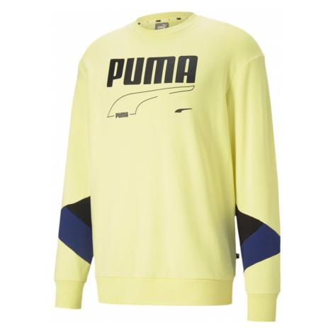 Rebel Sweatshirt Men Puma