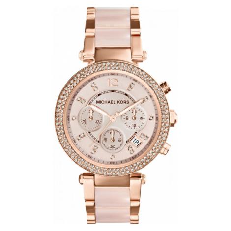 Ladies Michael Kors Parker Chronograph Watch MK5896