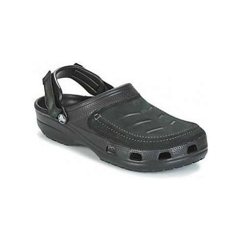 Crocs YUKON VUSTA CLOG men's Clogs (Shoes) in Black