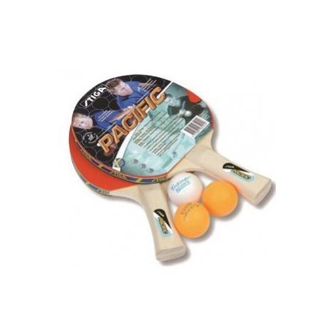 Stiga SET PACIFIC red - Table tennis set