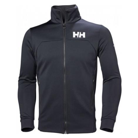 Helly Hansen FLEECE JACKET dark gray - Men's jacket