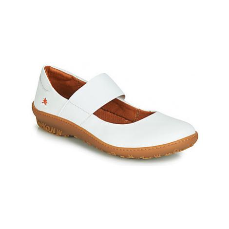 Art ANTIBES women's Shoes (Pumps / Ballerinas) in White