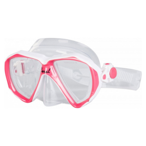 Finnsub CORAL JR MASK pink - Children's diving mask