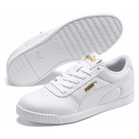 Puma CARINA SLIM VEIL white - Women's leisure shoes