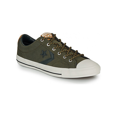 Converse STAR PLAYER OX men's Shoes (Trainers) in Kaki